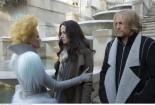 A scene from Mockingjay Two the last of the Hunger Games movies.