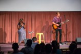Musicians Grace Arach and Levi McGrath will share A Morning of Hope with Berwick this Sunday.