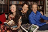 Jennifer Byrne will once again be joined by fellow book lovers and long-time club members Marieke Hardy and Jason Steger.