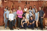Contestants in the latest season of Seven's House Rules.