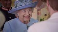 Queen Elizabeth at 90.