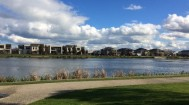 Lakeside in Pakenham was quite literally alive with the sound of music Wednesday afternoon - and it's not the first time!