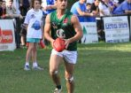 Star Brookers midfielder AJ Walker looks set to play a key role for the YVMDFL against Gippsland in their interleague clash this Saturday. Picture: SUPPLIED