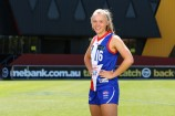 Darcy Guttridge is one of Gippsland''s finest preparing for the inaugural Youth Girls Academy Challenge, starting next Sunday. Picture: MICHAEL DODGE
