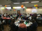 Nar Nar Goon Bingo's anniversary celebration attracted record crowd numbers.