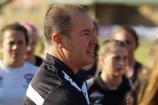 Scott Gowans will coach Carlton's midfield in the inaugural AFL's national women's league season.  146957   Picture: JARROD POTTER