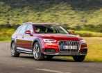 The Audi A4 allroad quattro stays true to the station wagon tradition, while adding the latest in high-tech automotive engineering.
